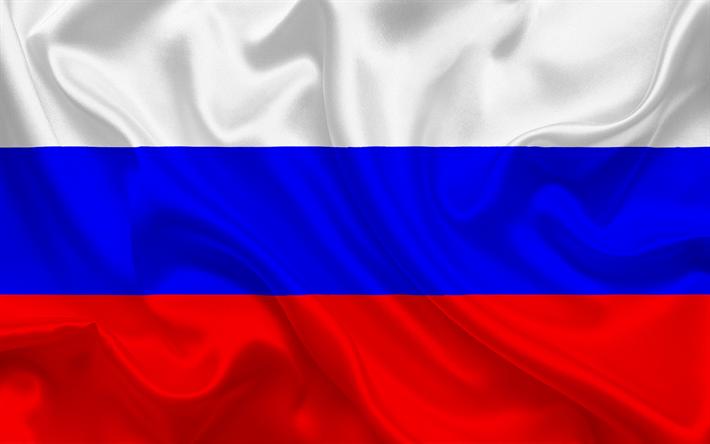 Descargar Fondos De Pantalla La Bandera De Rusia, Ruso