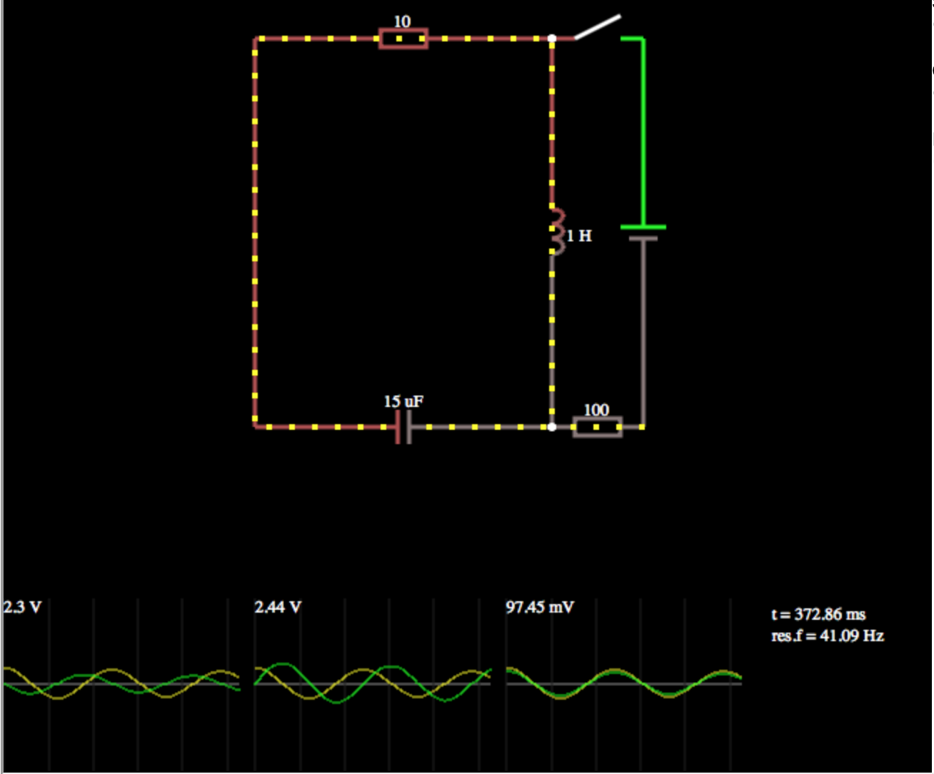 Circuit Simulator Falstad Wiring Diagram Electronic Download The This Is Rh Pinterest Com Bad Connection