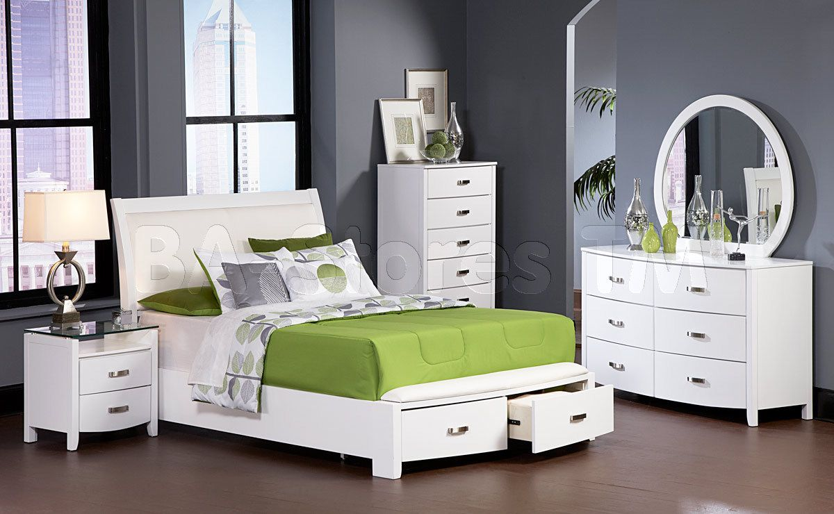 White Bedroom Set Full Size   In the event you want to make your bedroom  feel spacious white bedroom furniture is an excellen. Bedroom sets for teens   design ideas 2017 2018   Pinterest