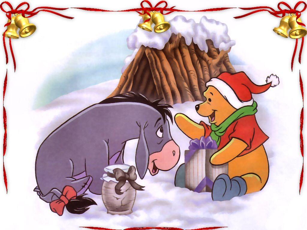 Love You Eeyore Winnie The Pooh Cartoon Winnie The Pooh Christmas Winnie The Pooh