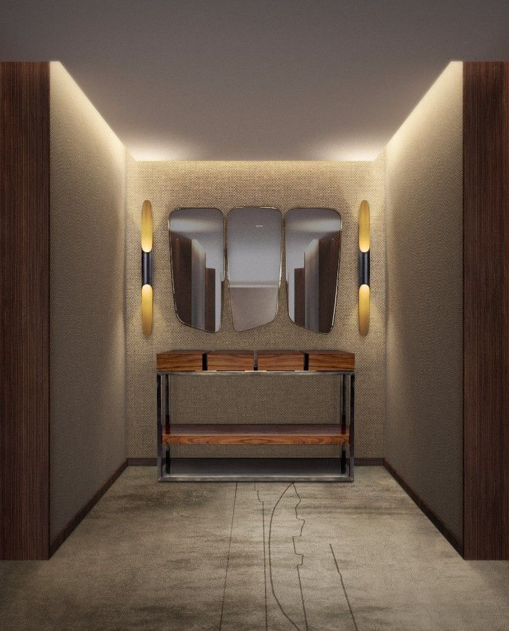 Be inspired with these amazing contemporary wall inspirations and ideas for your interior design home | www.contemporarylighting.eu #contemporarylighting #lightingdesign #uniquelamps