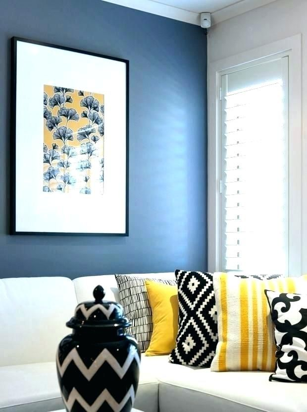 Grey Yellow Living Room Brown And Yellow Living Room Brown Blue A