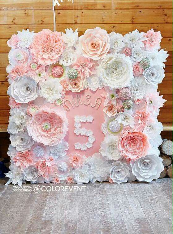 Pin By Alex Brooklyn Ross On Party Party Party Paper Flower