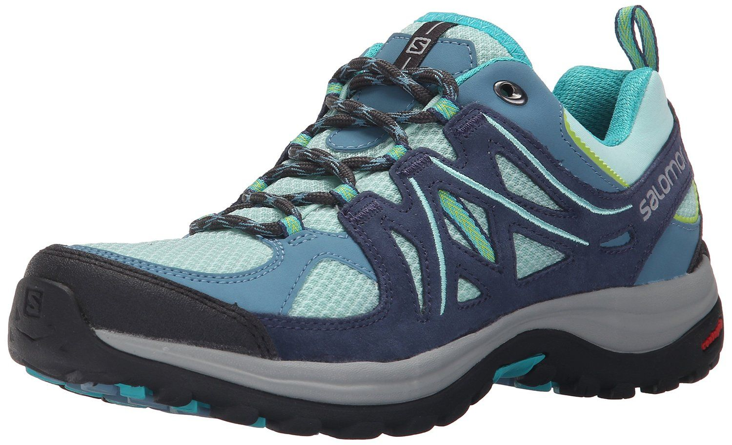 salomon ellipse aero trail shoes (for women) azul