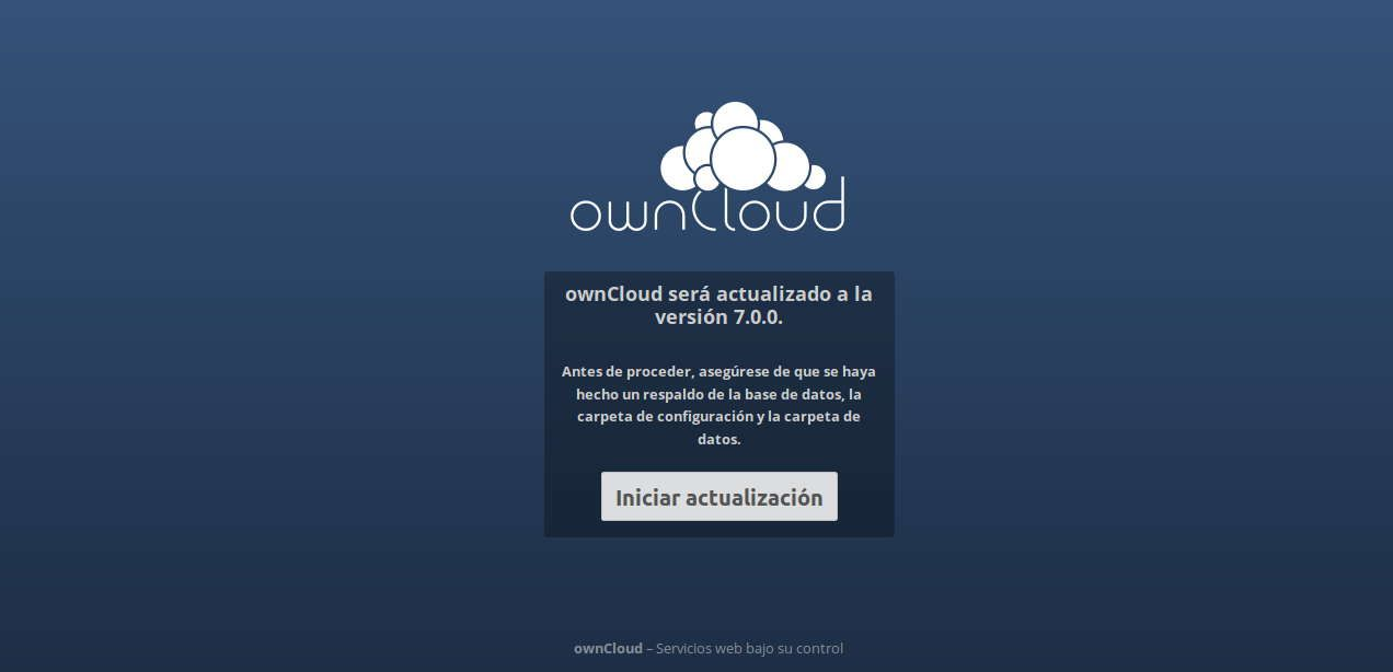 Como Instalar OwnCloud