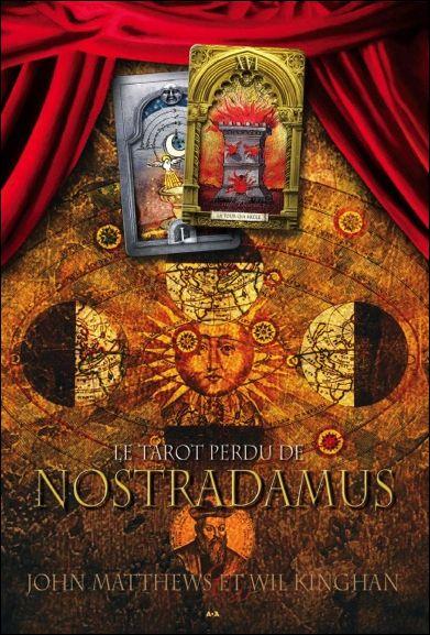 Le Tarot Perdu De Nostradamus Livres A Lire Livres En Ligne Cartomancie