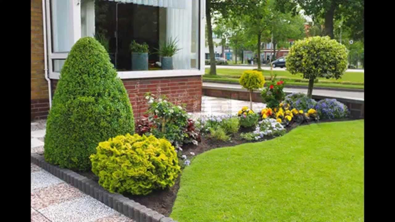 Small House Garden Ideas Youtube Garden Design Garden Ideas Diy Garden Garden Projects Small Gard Front Yard Landscaping Small House Garden Garden Design Diy backyard ideas youtube