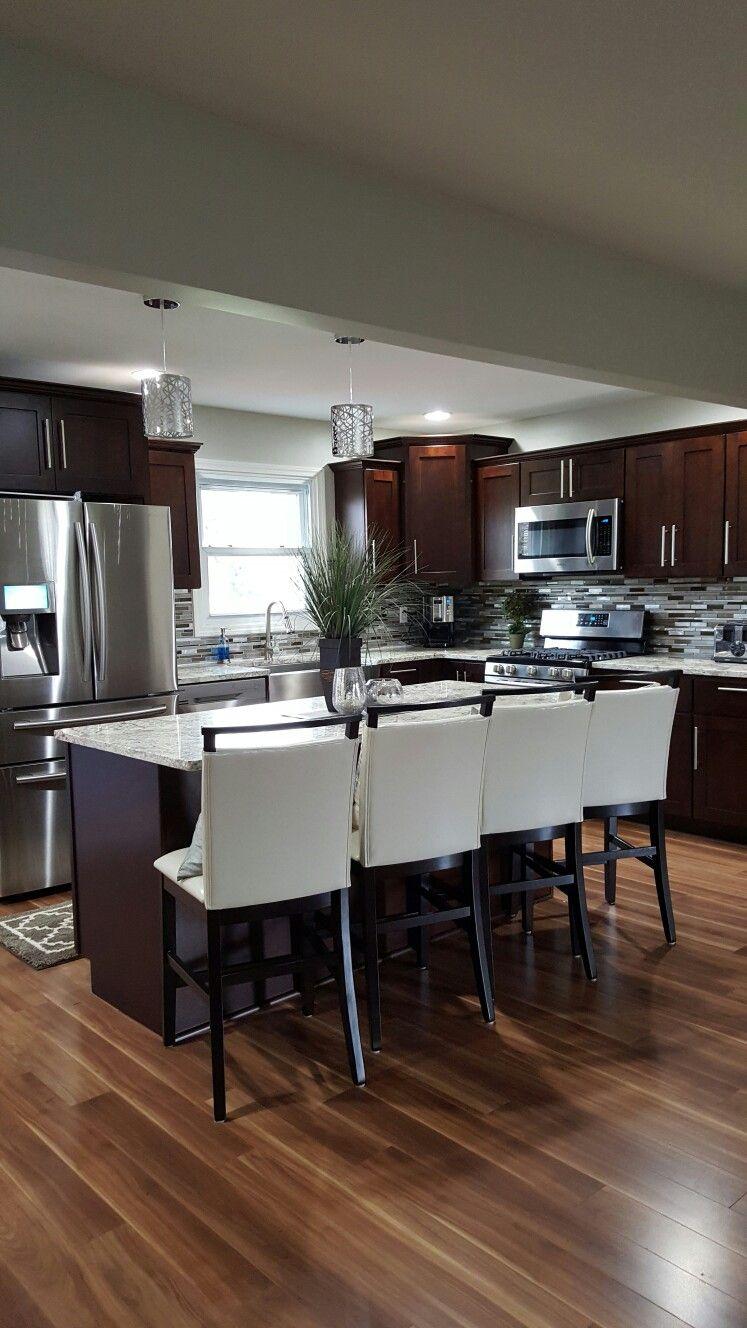 Pintar gabinetes de cocina ideas uk - Kitchen Remodel Casasremodelaci N De La Cocinaideas De Cocinagabinetes Housing