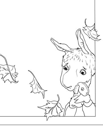 Llama Llama Misses Mama coloring page from Llama llama