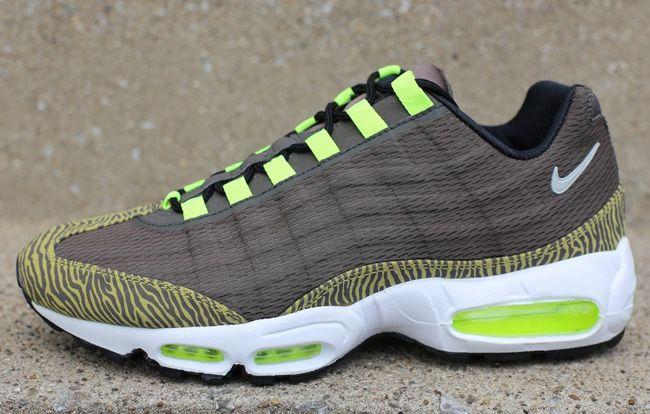 latest design 50% off casual shoes nike air max 97 premium tape azul zebra print sneakerdiscount