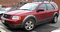 Ford Taurus X Wikipedia Ford Jacked Up Trucks Ford Motor