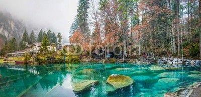 Blausee, Switzerland - Cottage