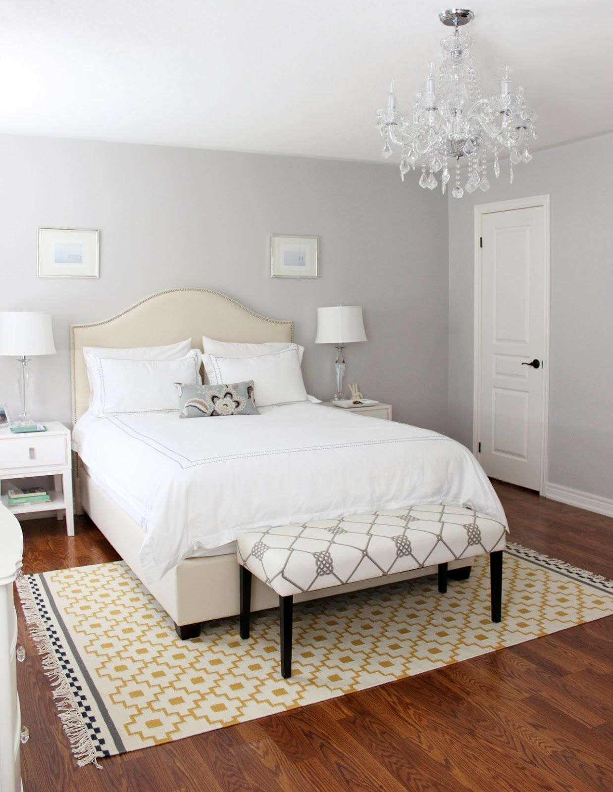 AM Dolce Vita: House Tour  Bedroom interior, Bedroom colors