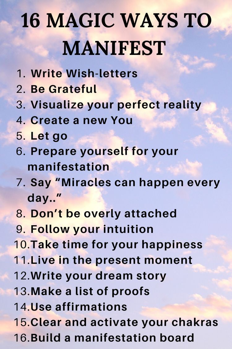 Manifestation Guide: How to Manifest Anything You Want in 24 Hours