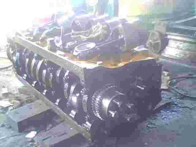 Step By Step Merakit Mesin Diesel Mekanik Alat Berat Panduan