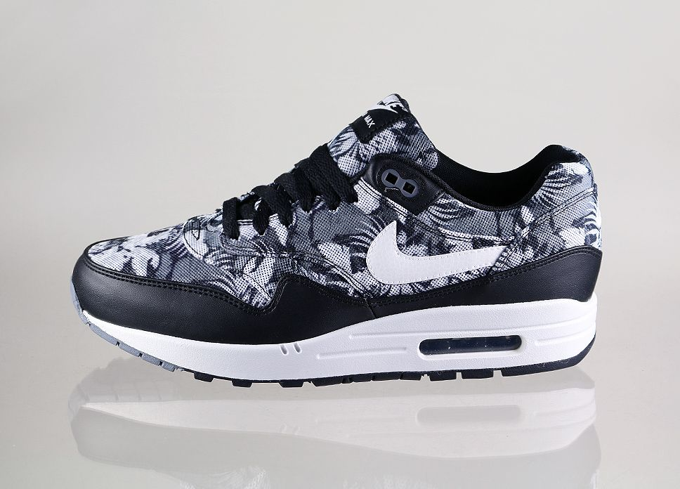 Nike Air Max 1 GPX (Black White Dark Grey) | Cool Kicks