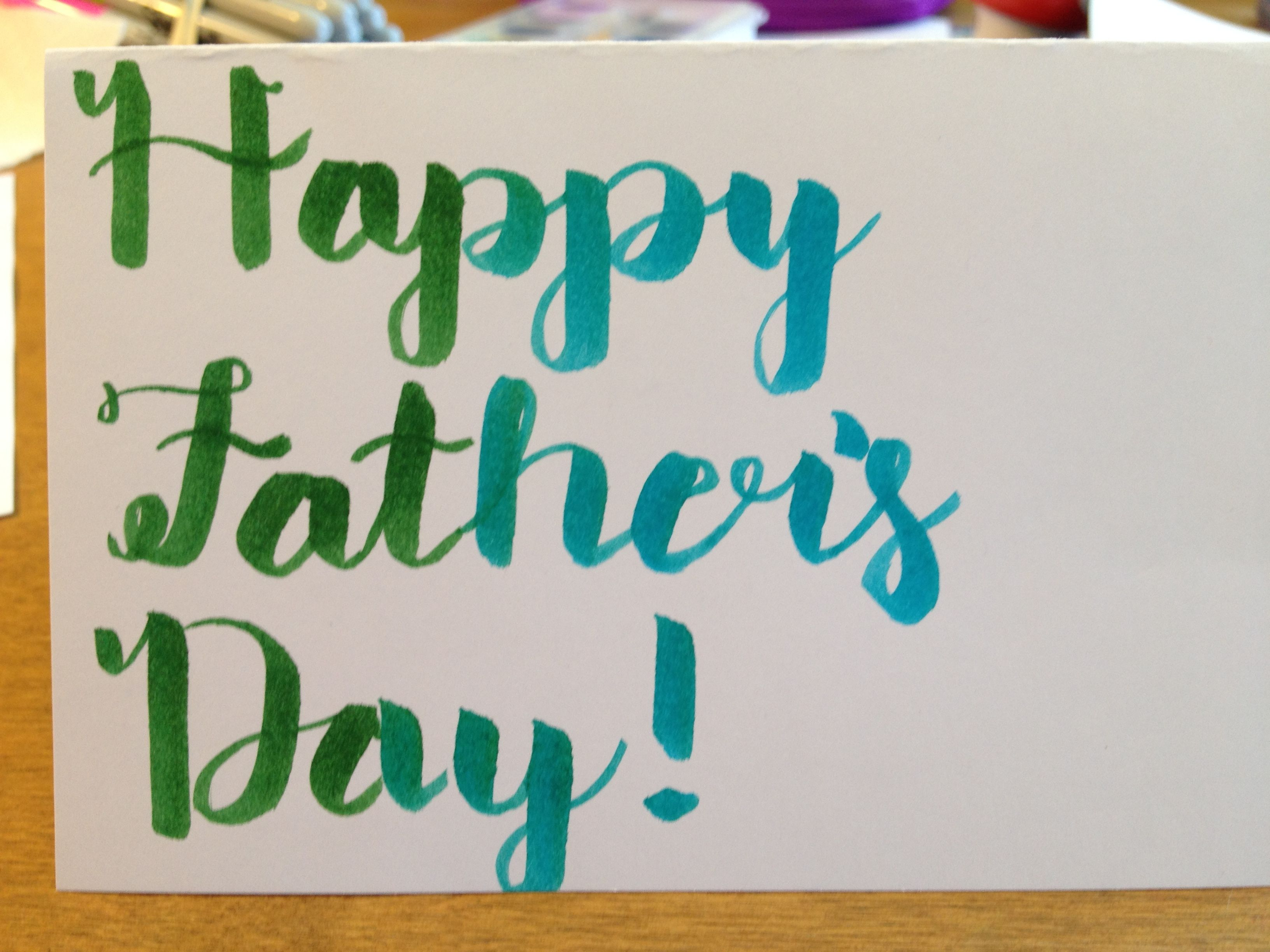 Happiest of birthdays greeting card birthdays calligraphy and cards