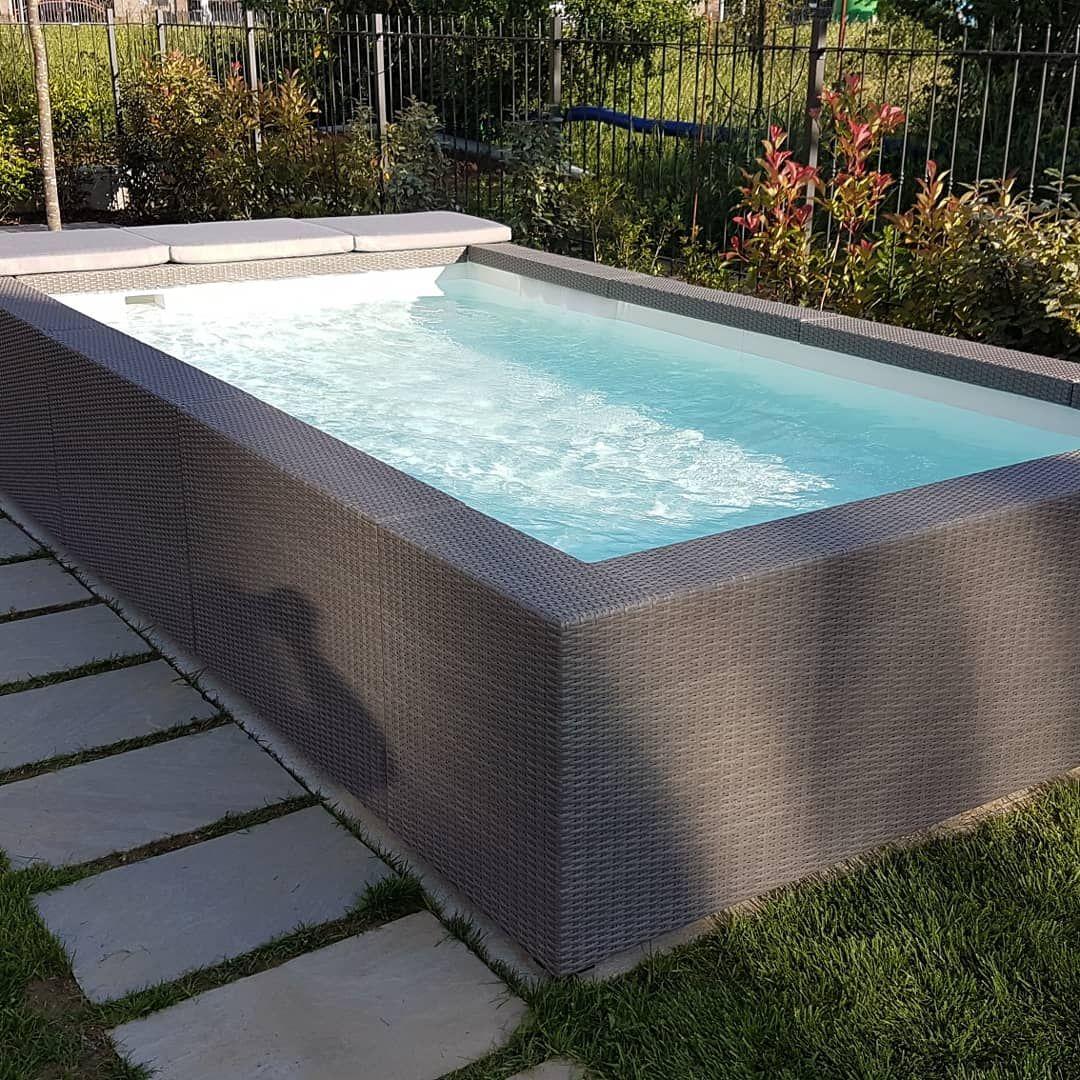 Mini Laghetto Per Terrazzo mini piscina playa laghetto nel 2020 (con immagini