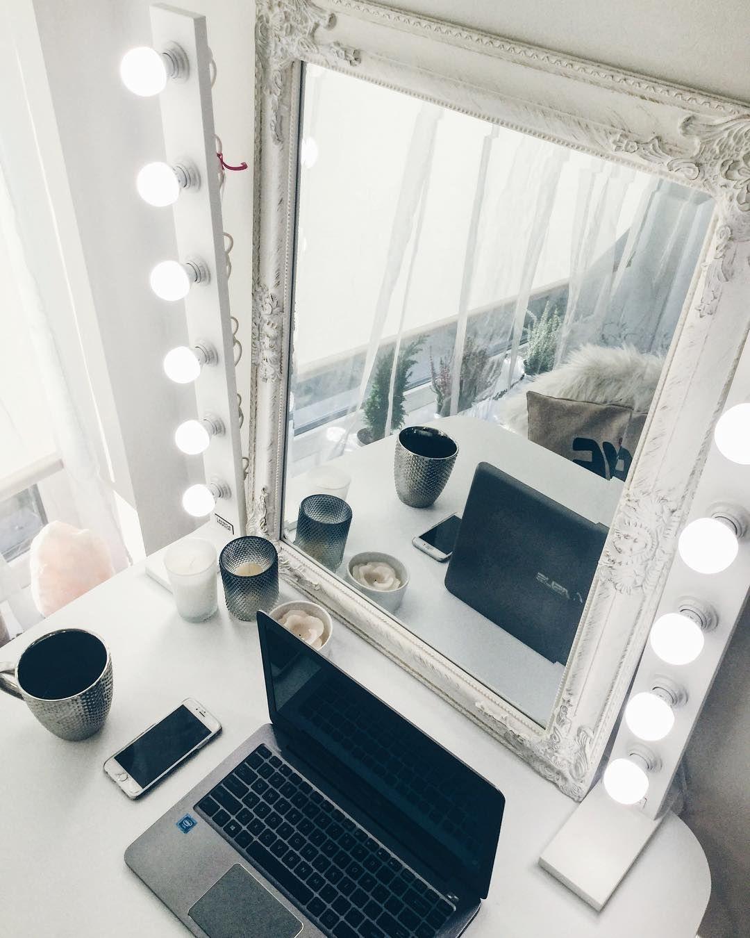 Visagistenspiegel Lamp Fur Make Up Spiegel Led Beleuchtung Schminktisch Beleuchtung Schminkspieg Best Lighting For Makeup Top Beauty Products Hollywood Mirror