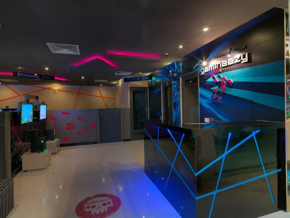 Best Game Zone Design To Provide User Experience Like Never
