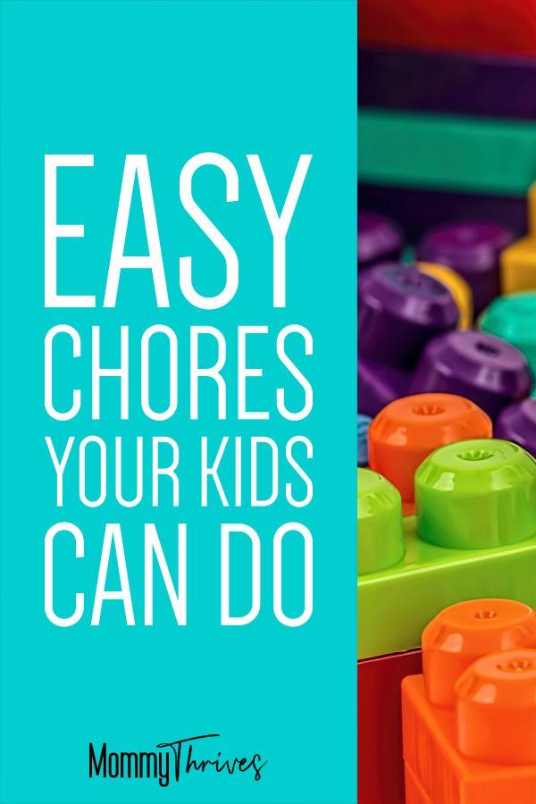 Toddler Chore Ideas For Young Children - Make Chores Fun For Your Toddler - Easy Chores Toddlers Can Do #parenting #tips #chores #toddler #toddlerlife #parentingtips #momlife #motherhood #toddlerhood #kids #children