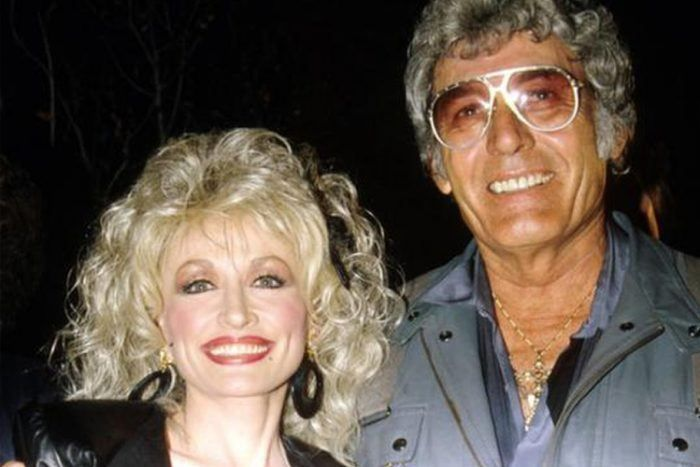 Dolly Parton And Husband Of 50 Years Renew Their Vows
