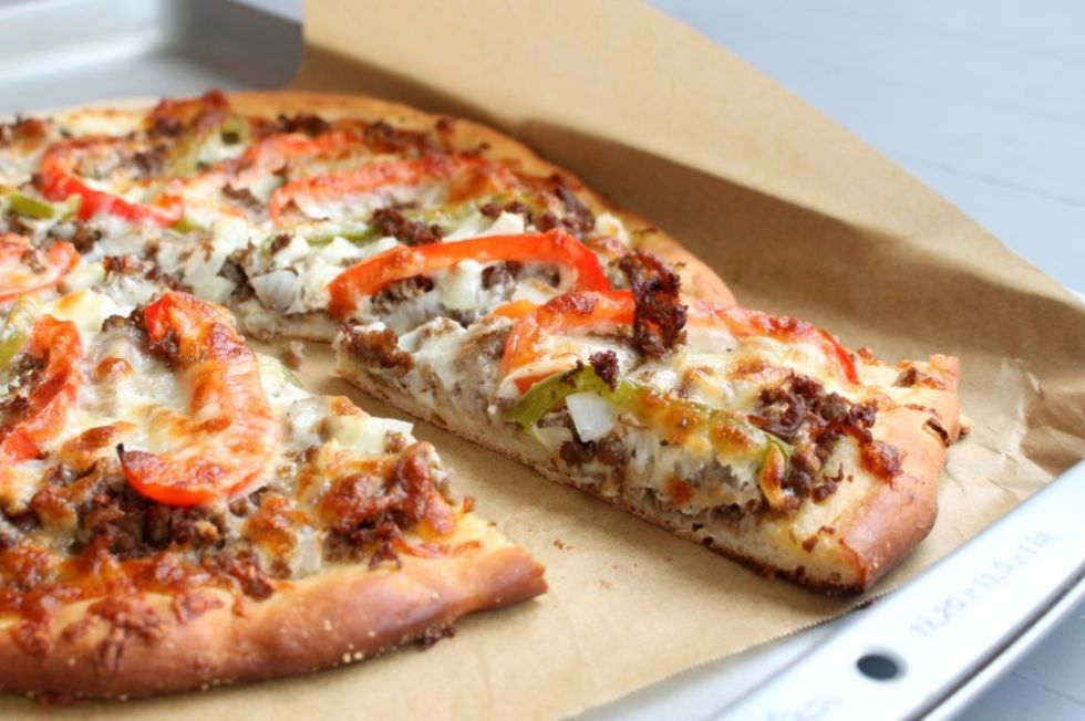 The 50 Most Delish Pizzas Pizza recipes homemade