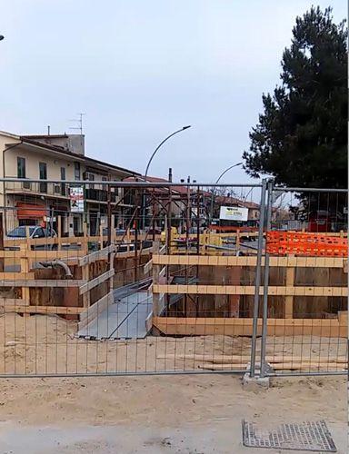 Pescara cantiere anti-allagamento via Celommi: mercoledì 22 marzo sopralluogo Commissione Vigilanza