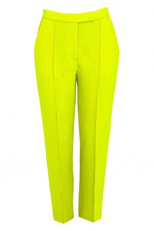 Tailored Crepe Trousers - Just in - Shop - London-Boutiques.com #zoejordan
