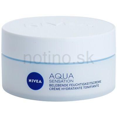 Nivea Visage Aqua Sensation hydratačný denný krém pre normálnu až zmiešanú pleť | notino.sk