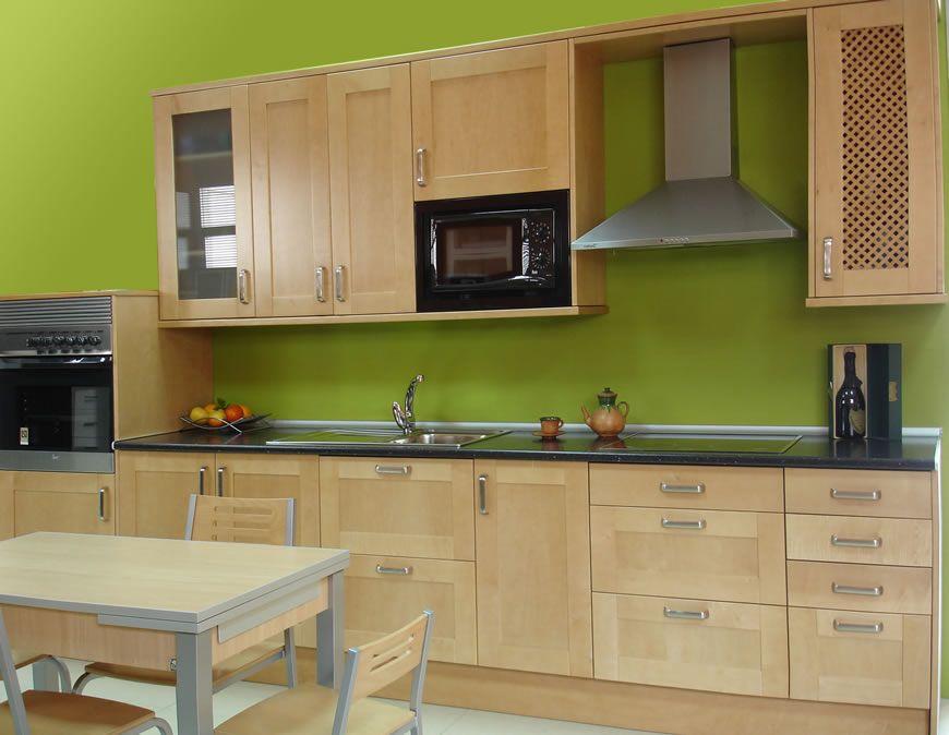 Muebles para cocinas imagenes de cocinas cocinas modernas for Decoracion cocinas modernas