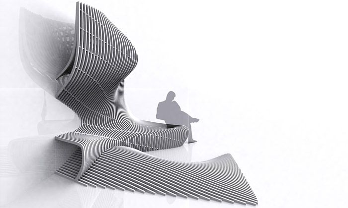 Zaha Hadid - Cirrus seat ⊚ pinned by www.megwise.it #megwise ...