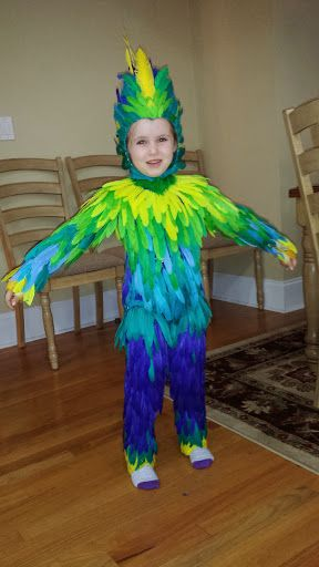 Toothiana (Rise of the Guardians) Costume
