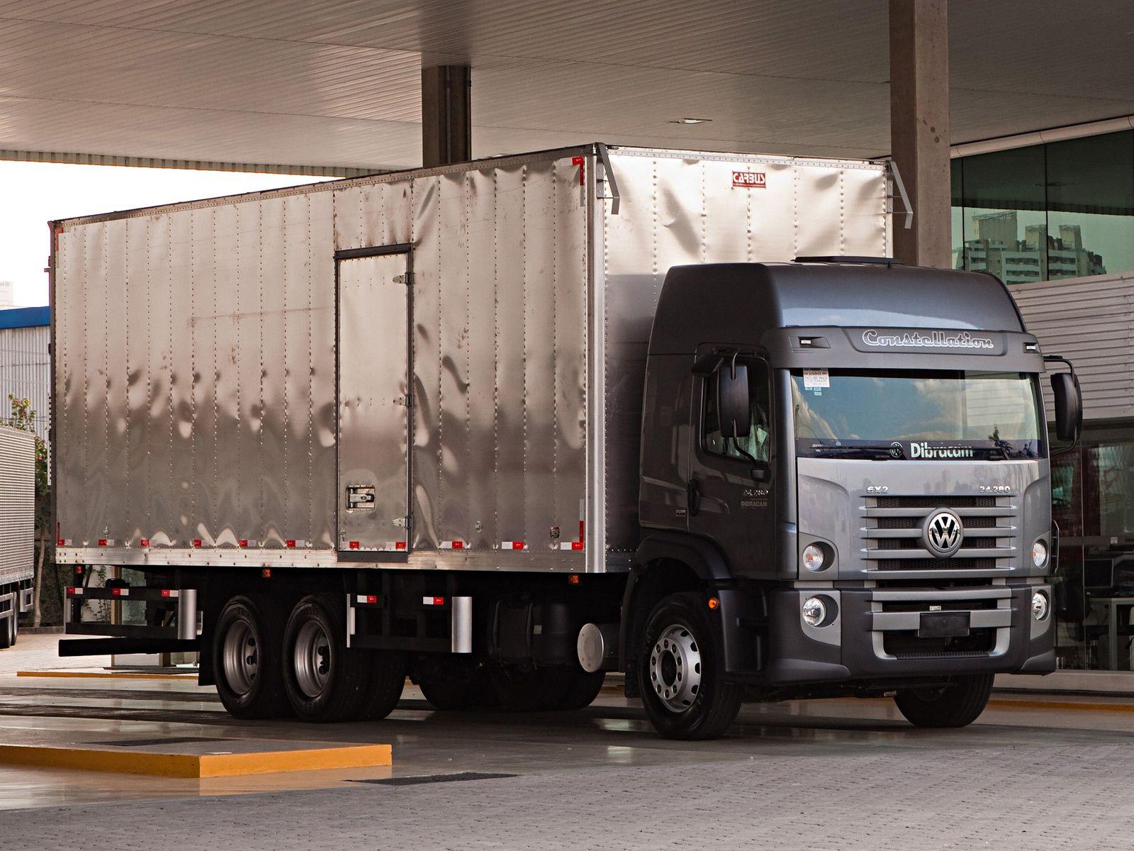 Volkswagen Constellation 24 280 Trucks Pinterest