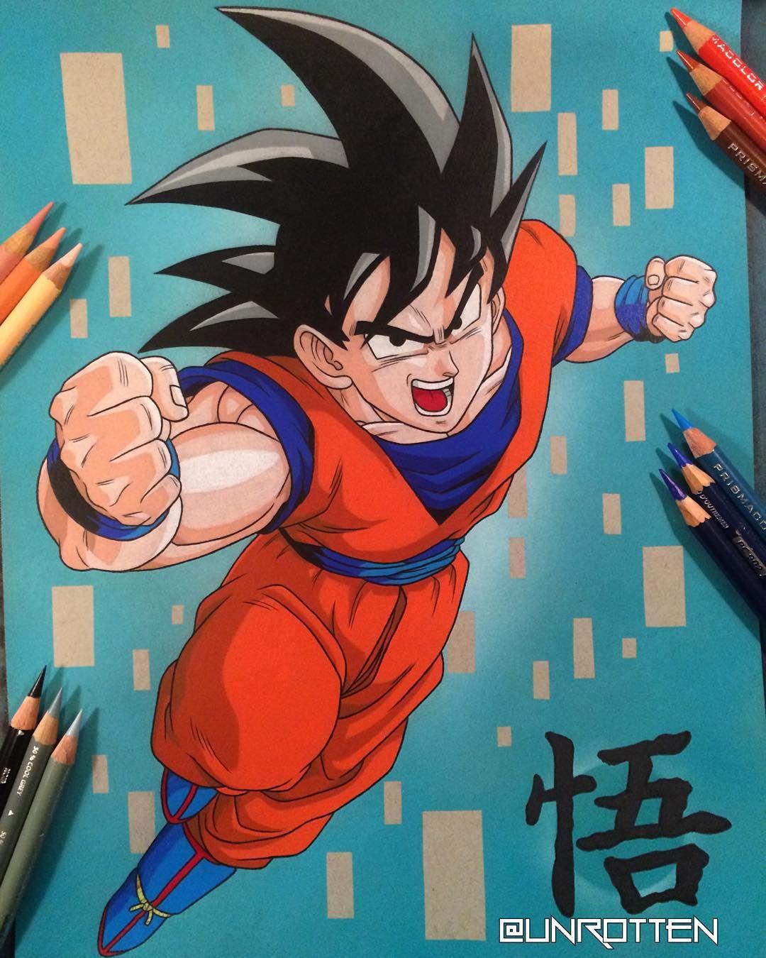 Finished up Goku! Now onto his nemesis.. Frieza - Done using ...