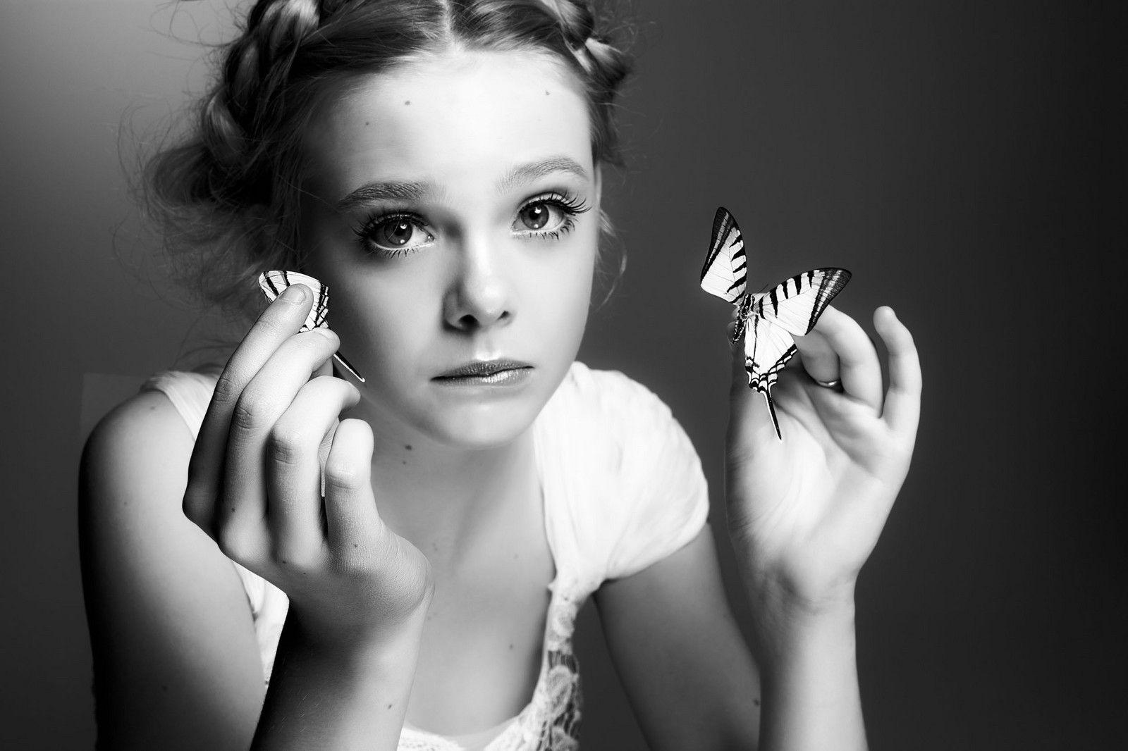 Elle Fanning photoshoot by Steven Pan (2011)