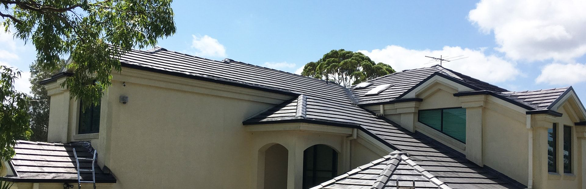 Roof Painting Services in Sydney, Gladesville, Ryde