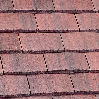 Marley Plain Concrete Roof Tile Old English Dark Red Roof Tiles Concrete Roof Tiles Marley Roof Tiles