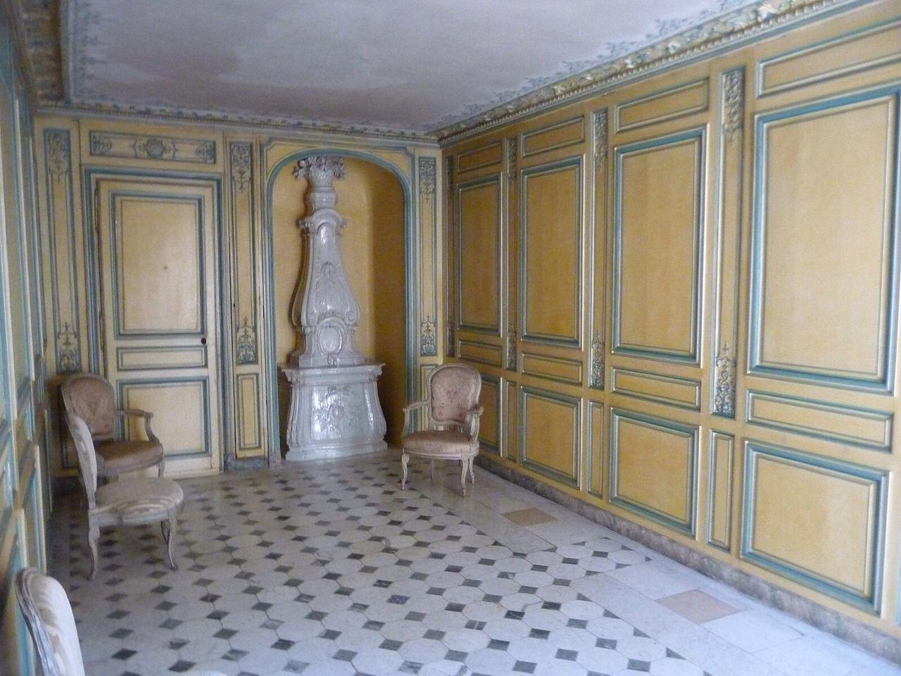 Les liaisons de marie antoinette la salle des bains de - Liaison equipotentielle salle de bain ...