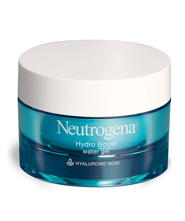 Beauty Awards 2015: The Best Drugstore Skincare Products | People - best moisturizer: Neutrogena Hydro Boost water gel