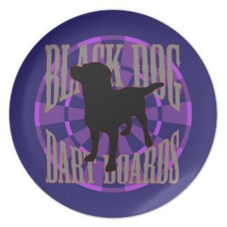 """The Amethyst Party Plates.  10"""" diameter Vibrant, full-color printing Drop and break resistant Easy-to-clean and Dishwasher Safe  NOT Microwave Safe"""