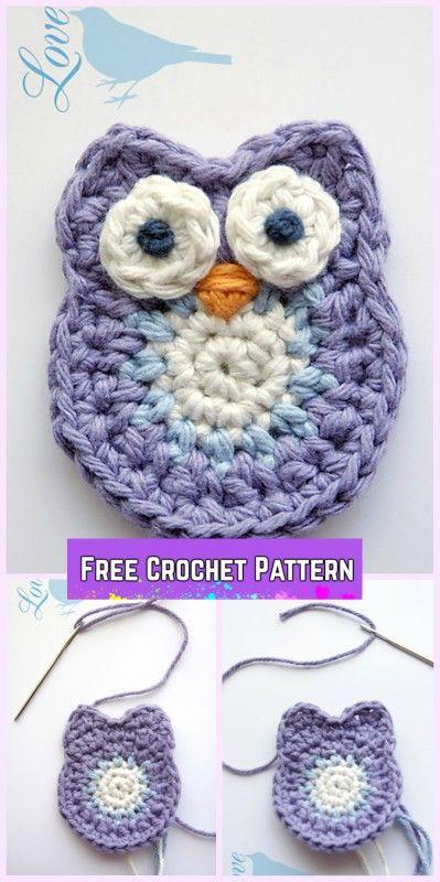 Crochet Girl\'s Chevron Dress Free Patterns-Video | Owl Crafts ...