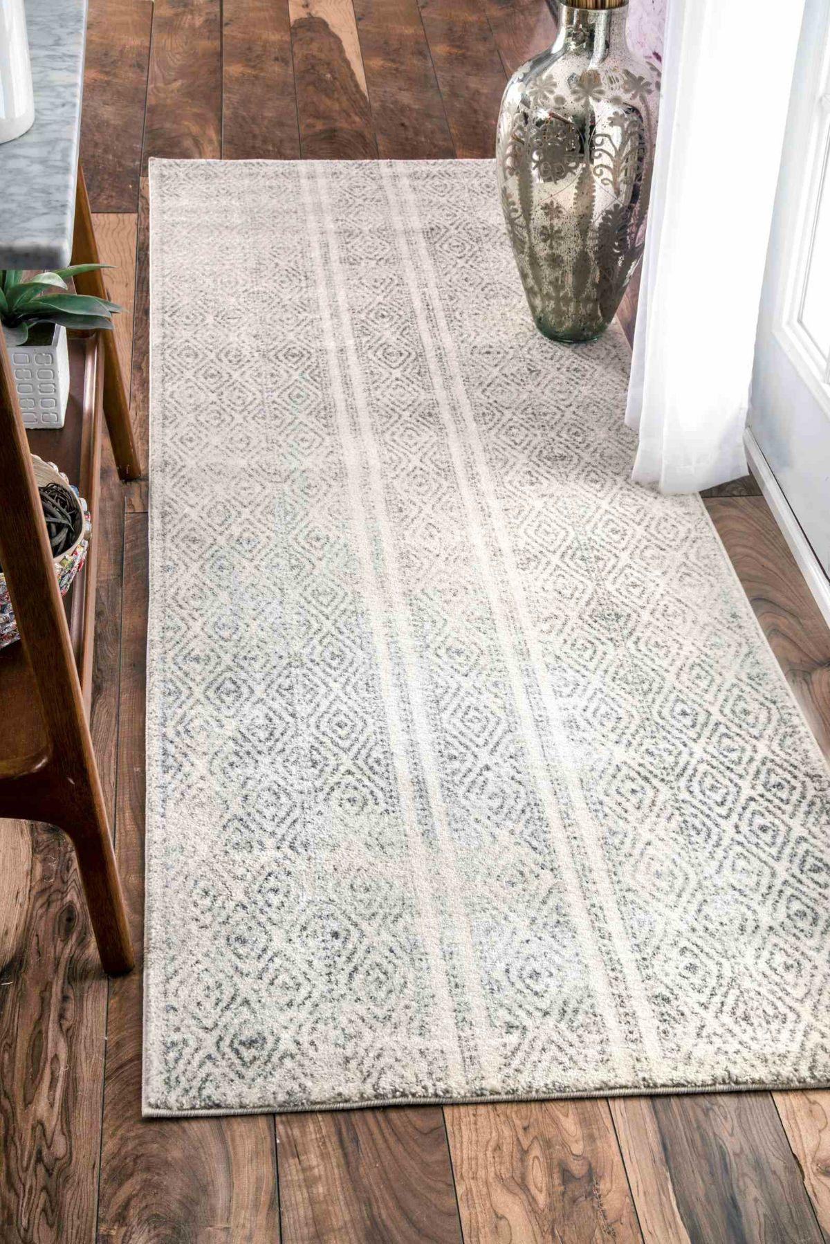NuLOOM Sarina Diamonds Rug Grey | Rugs | Pinterest | Custom wall ...
