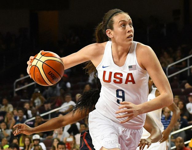 13 Reasons The US Women's Basketball Team Is The Ultimate Squad ... ~♥~ ... Ballin'.                  	Well, first off, the U.S. Women's Basketball Team hasn't lost a single Olympic game since 1992  That's 47 straight Olympic basketball games and counting. Rick Stewart / Getty Images                      	The youngest player on the team, Breanna Stewart, w... ..  - #Sport ... ~♥~ SEE More :└▶ └▶ http://www.pouted.com/trends/popular-trends/sport/13