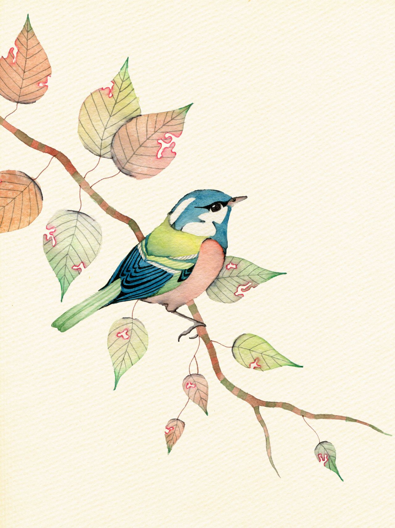 Saturday morning watercolour. Pinned by y Lezama Art | Projets à ...