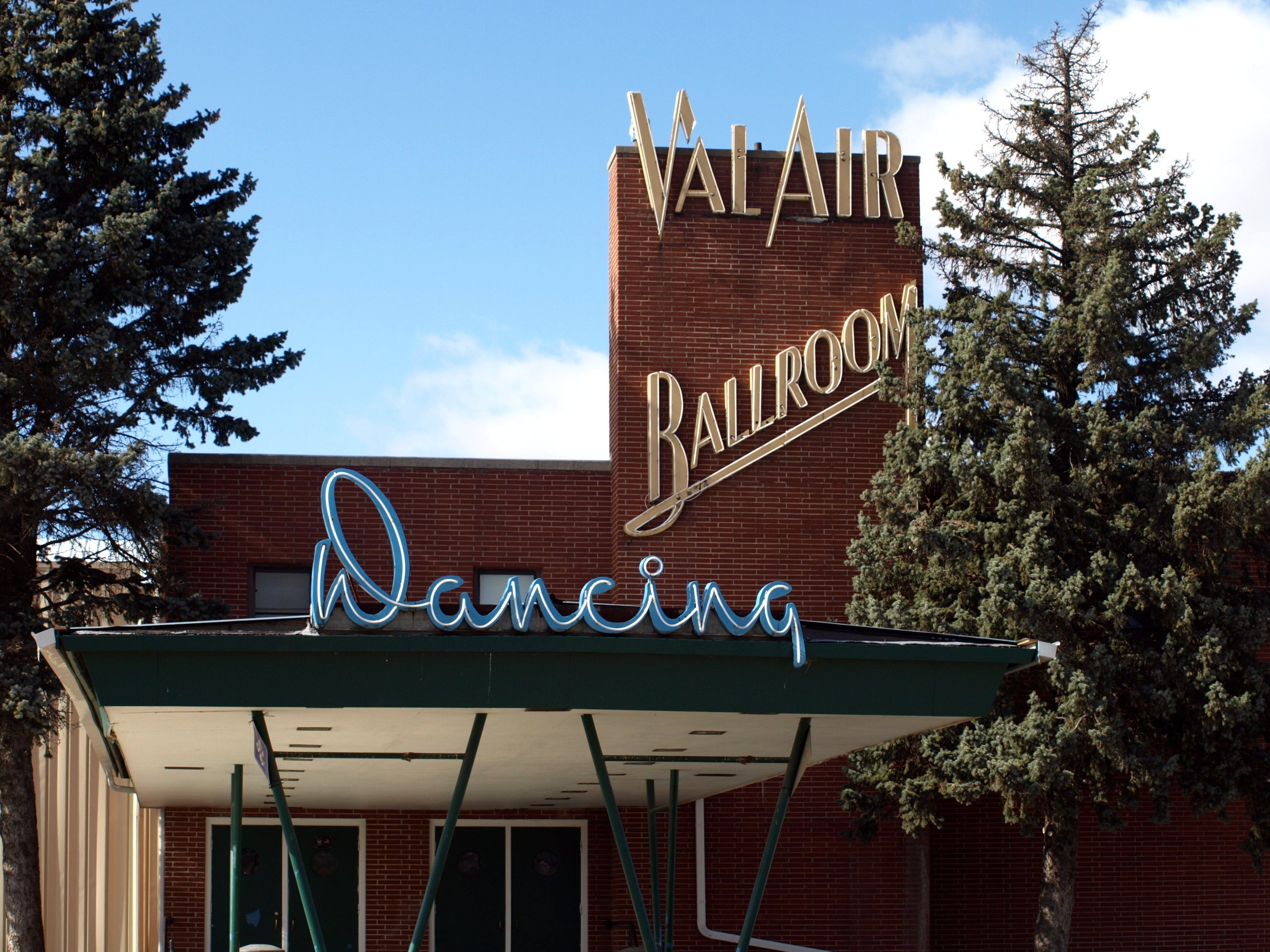 Back when the ballroom was the destination and not a