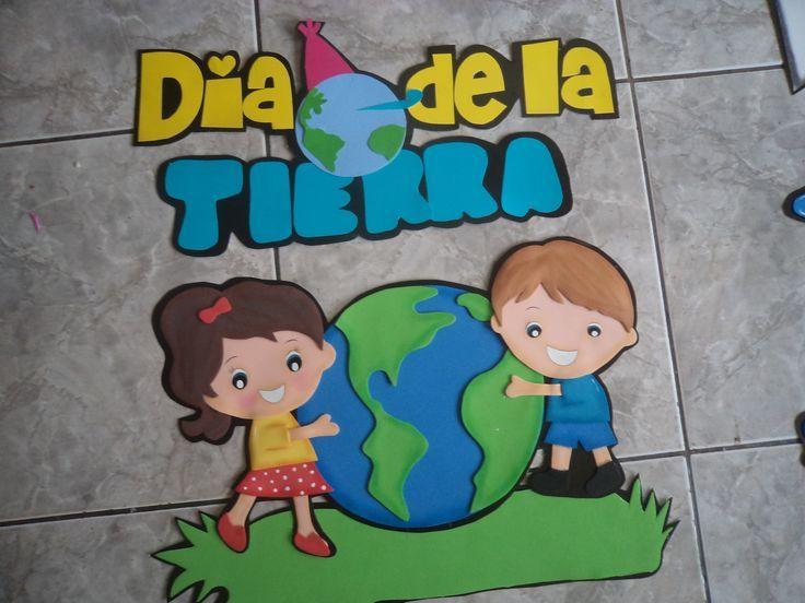 DECORACION AULA DIA DE LA TIERRA - Buscar con Google