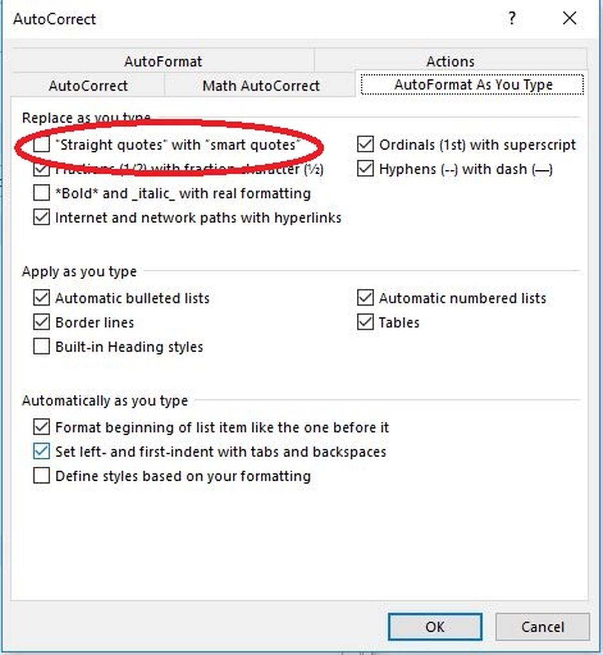 10 Defaults You Can Change To Make Word 2016 Work Your Way