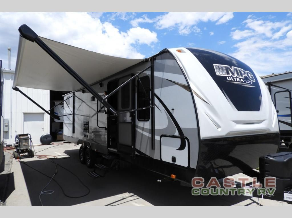 New 2019 Cruiser Mpg 2750bh Travel Trailer At Castle Country Rv