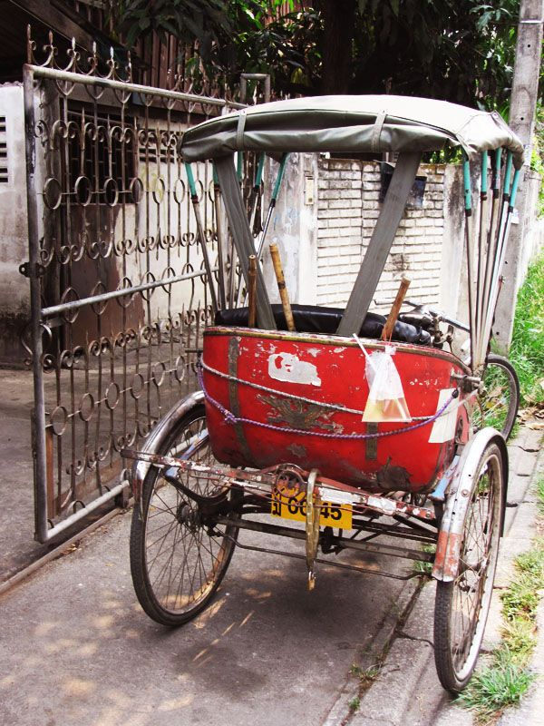 A Bright Red Cyclo In Chiang Mai Thailand Http Wp Me P291tj 8e Thailand Honeymoon Thailand Places Honeymoon Inspiration